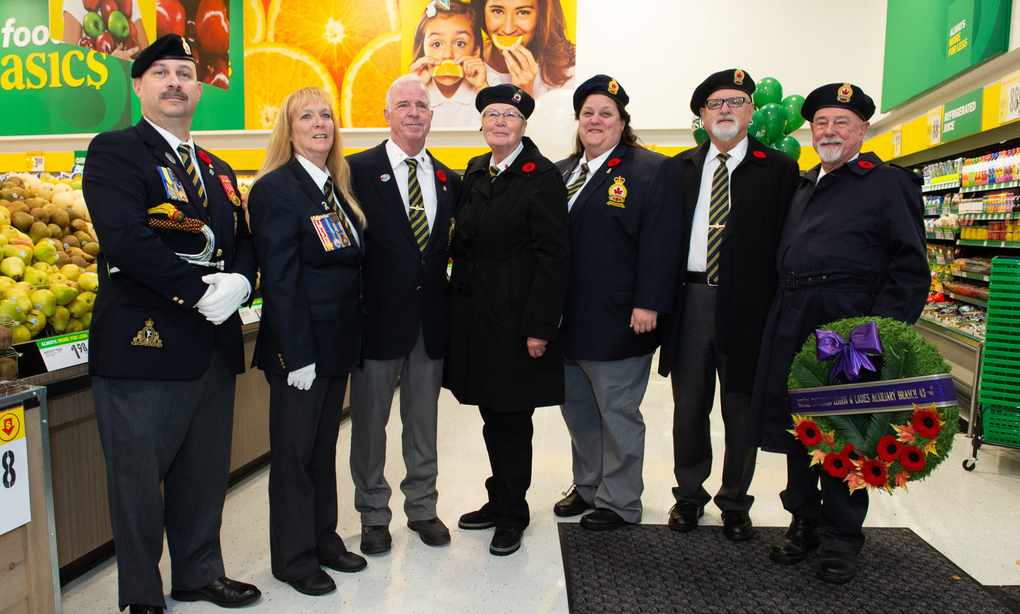 Royal Canadian Legion Branch 43
